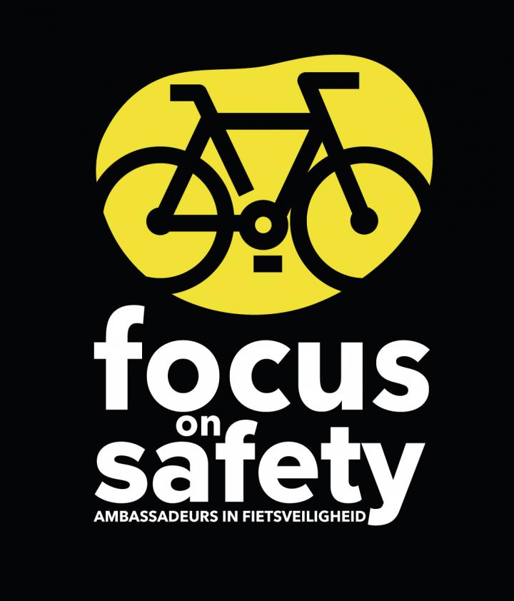 logo focus on safety