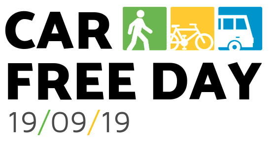 Logo Car Free Day 2019
