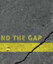 Mind the gap cover