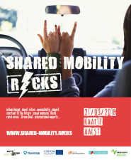 Shared Mobility Rocks!