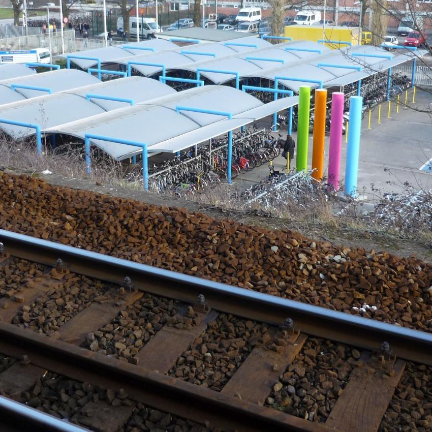 Station als knooppunt